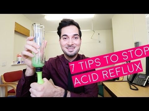 How To Stop Acid Reflux | How To Treat Acid Reflux (2018) 3