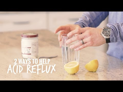 How to Help Cure Acid Reflux 1