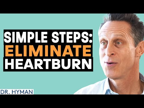 3 Simple Steps to Eliminate Heartburn and Acid Reflux 1