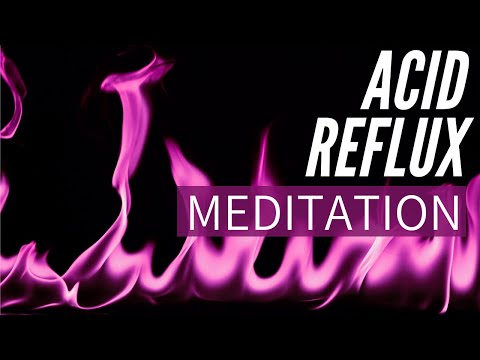 30 Minute Guided Meditation for Healing Acid Reflux | Heartburn Relief | Stress and GERD 1